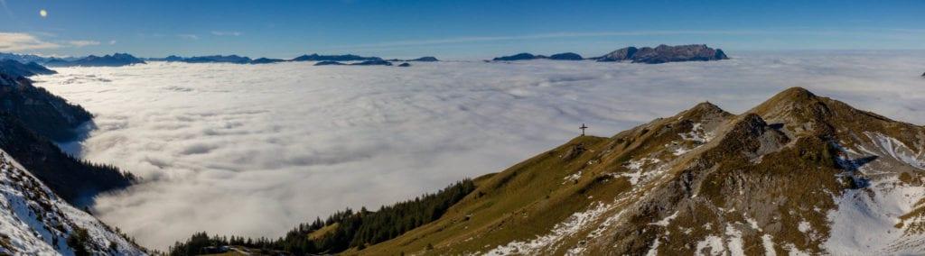 Arvigrat, Nidwalden, Schweiz, Wandern