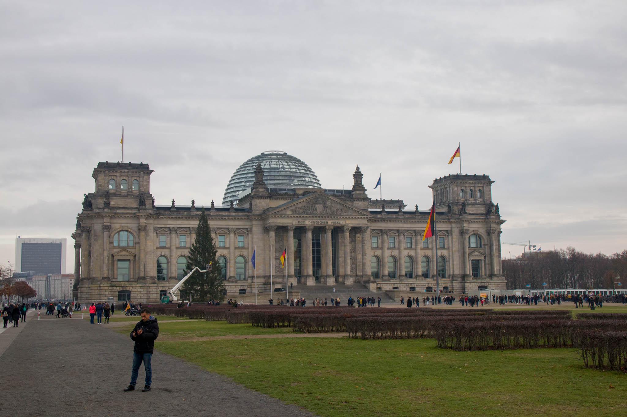 Berlin Dec 2018