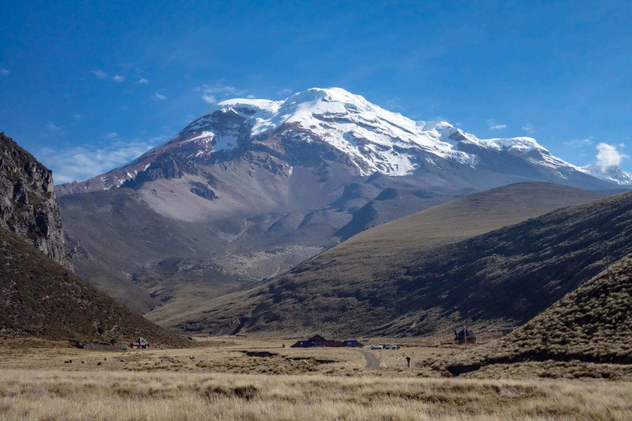 Chimborazo Oct 2018