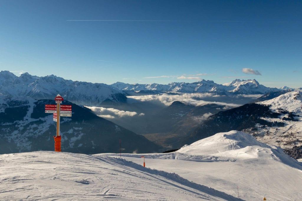 Schweiz, Verbier, Wallis