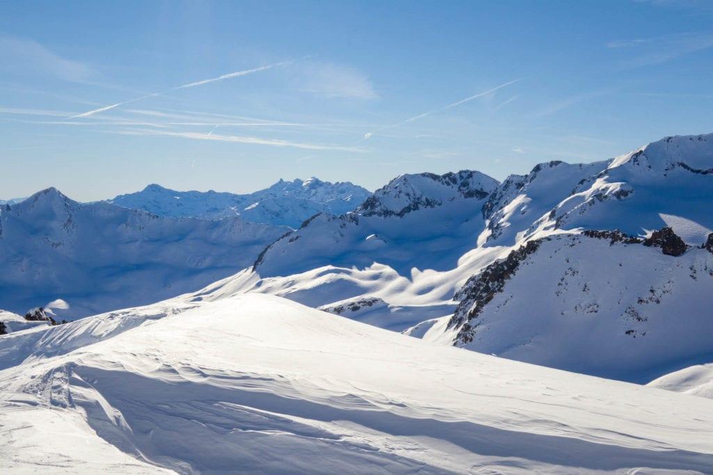 Andermatt, Freeride, Schweiz, Uri