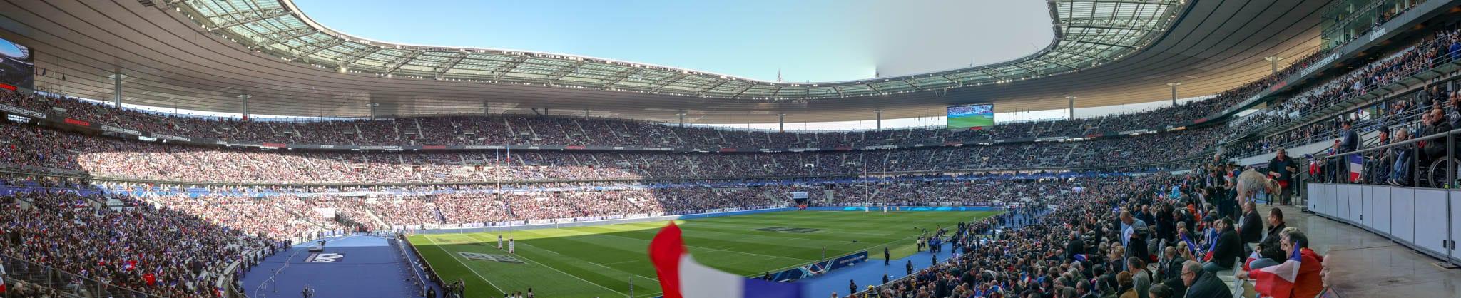 Rugby Paris Feb 2019
