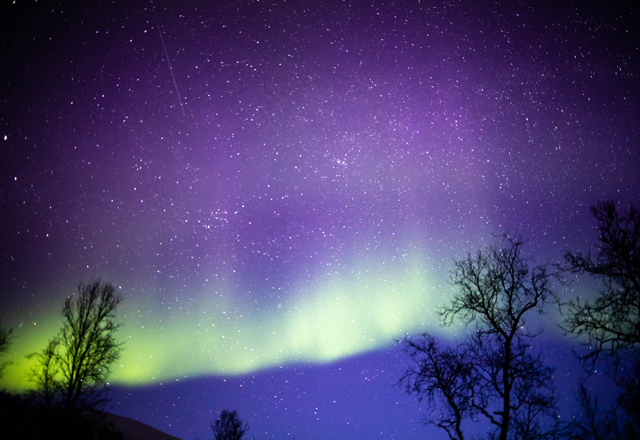Aurora Borealis Apr 2019