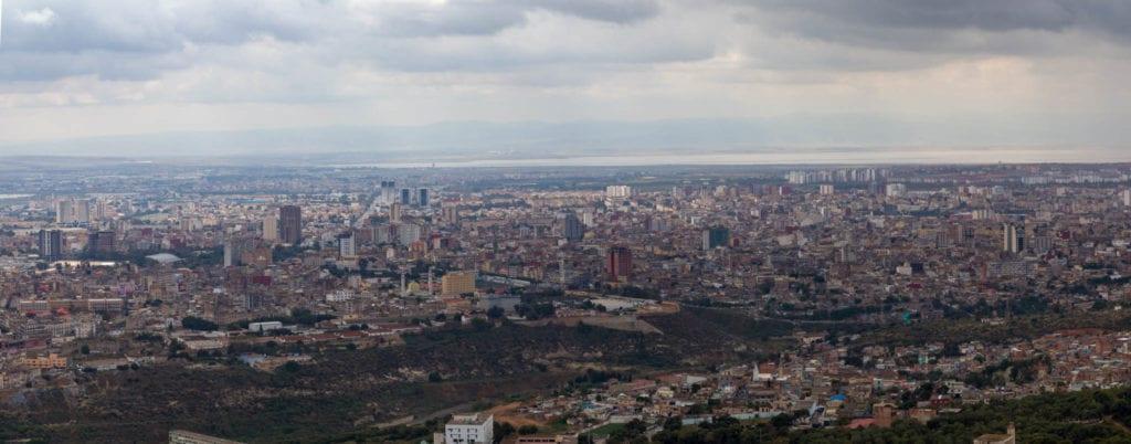 Algerien, Oran, Stadtbesichtigung