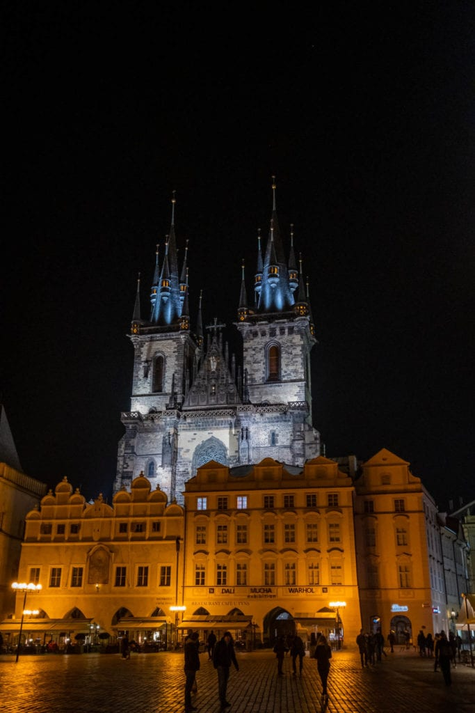 Czech Repbulic, Prague